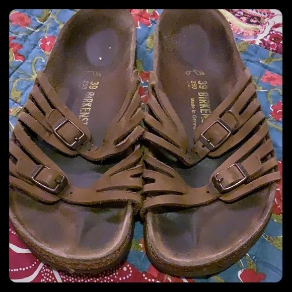 Birkenstock Shoes - BIRKENSTOCK GRANADA 39